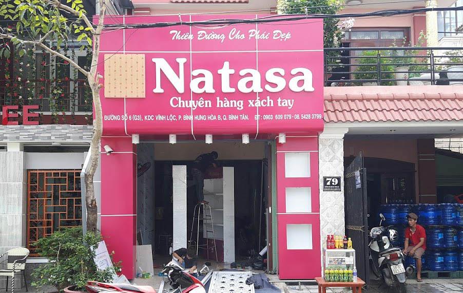 làm bảng hiệu quảng cáo tại Bình Phước, Long An, Đồng Nai